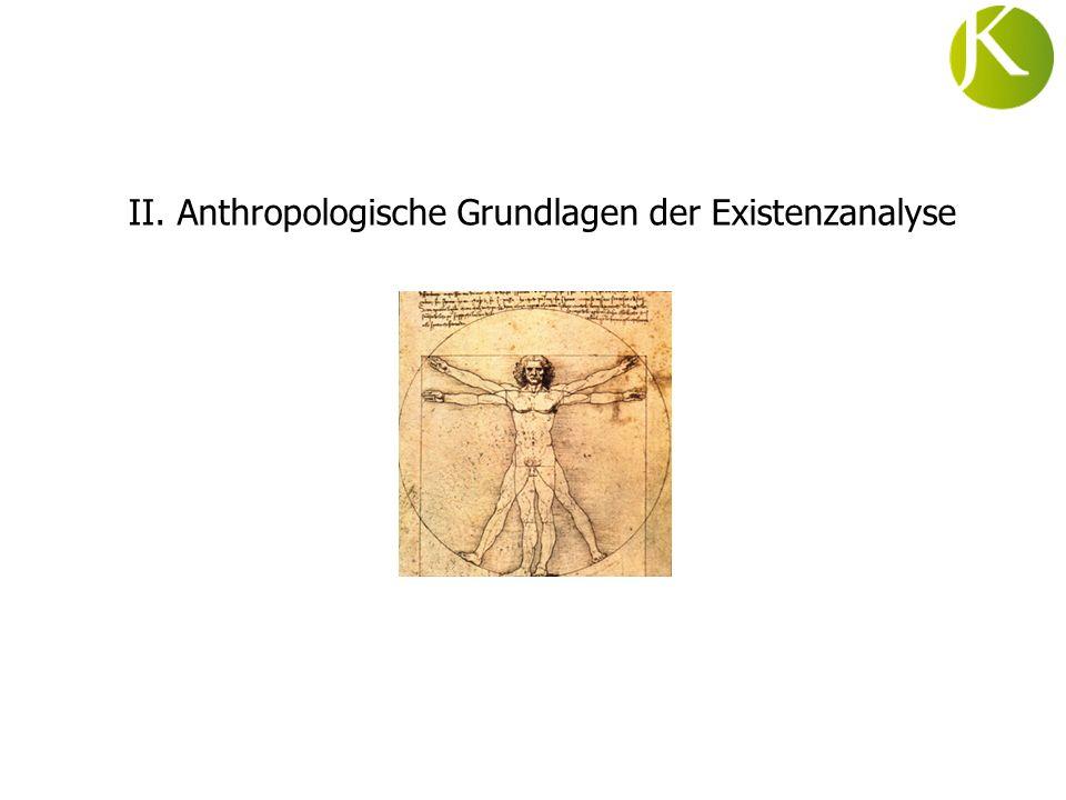 Das Menschenbild in der Seelenheilkunde Jede Psychotherapie basiert auf anthropologischen Prämissen – oder, wenn sie nicht bewusst sind, auf anthropologischen Implikationen.