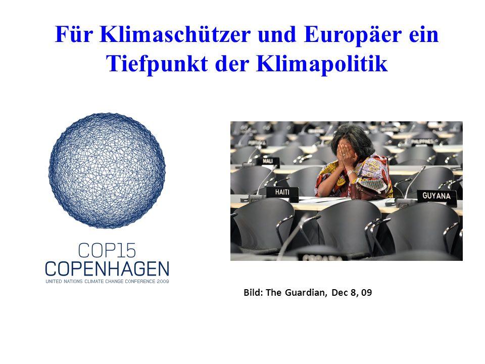 China und Korea mit dem grünsten Konjunkturprogramm Source: DIE, German Institute for Development