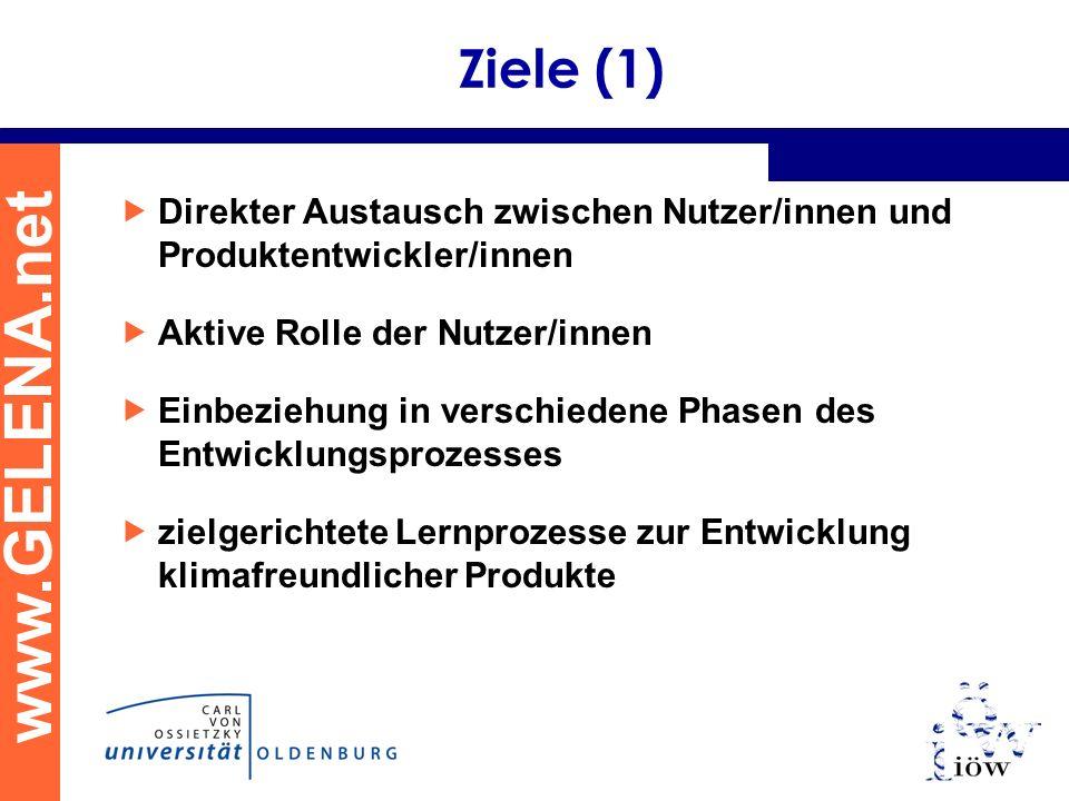 www.GELENA.net Workshop 2 Mein Traumpedelec