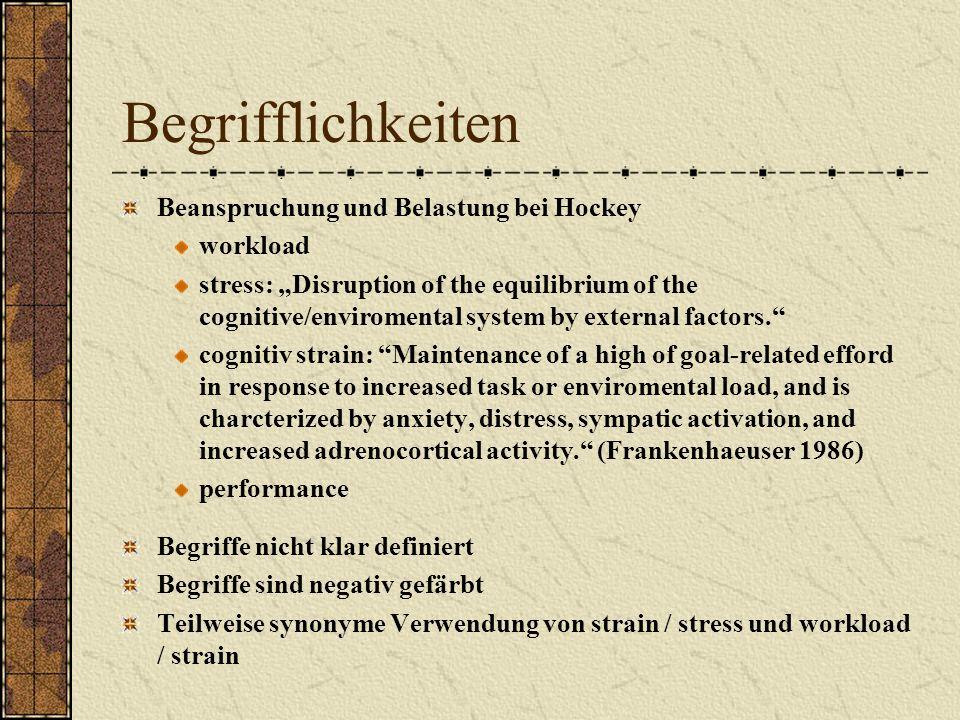 Aspekte der Beziehung von Arbeit und Gesundheit Karasek et al.