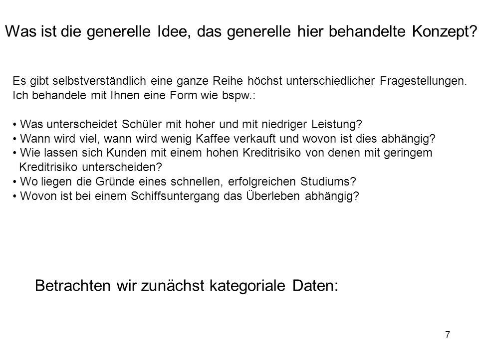 148 Eine weitere Möglichkeit (2): FILE HANDLE quelle01 /NAME = C:\Dokumente und Einstellungen\Klaus Mehl\Eigene Dateien\Daten\Komplexe Daten\MEHL---EDHI23-EDDH15---90001.sav .