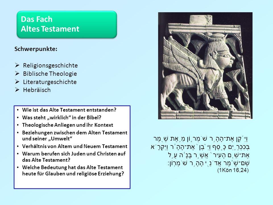 Wie ist das Alte Testament entstanden.Was steht wirklich in der Bibel.