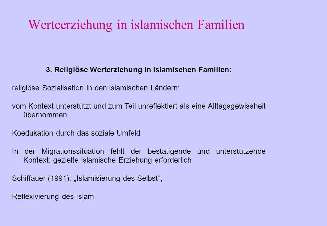 19 Erziehungsziele Rangreihe der Erziehungsziele deutscher Eltern (Scherberger, 1999) ErziehungszielRangplatz IIIIIIIVV Selbstständigkeit/Verantwortun