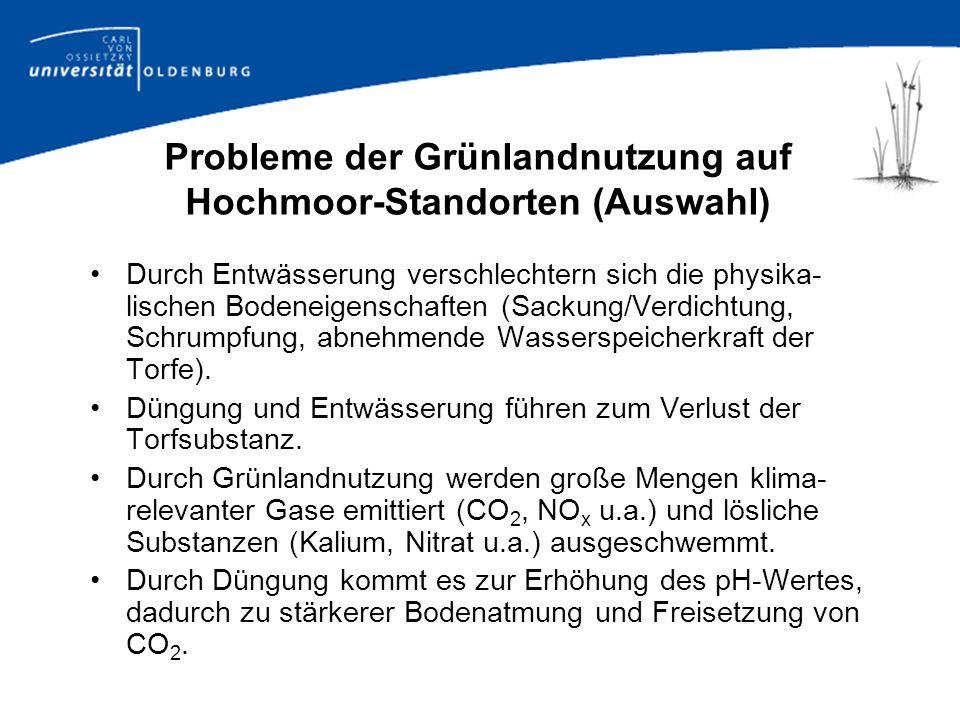 Schematische Darstellung der Stoffflüsse bzw.-bilanzen in einem naturnahen Grundwassermoor.