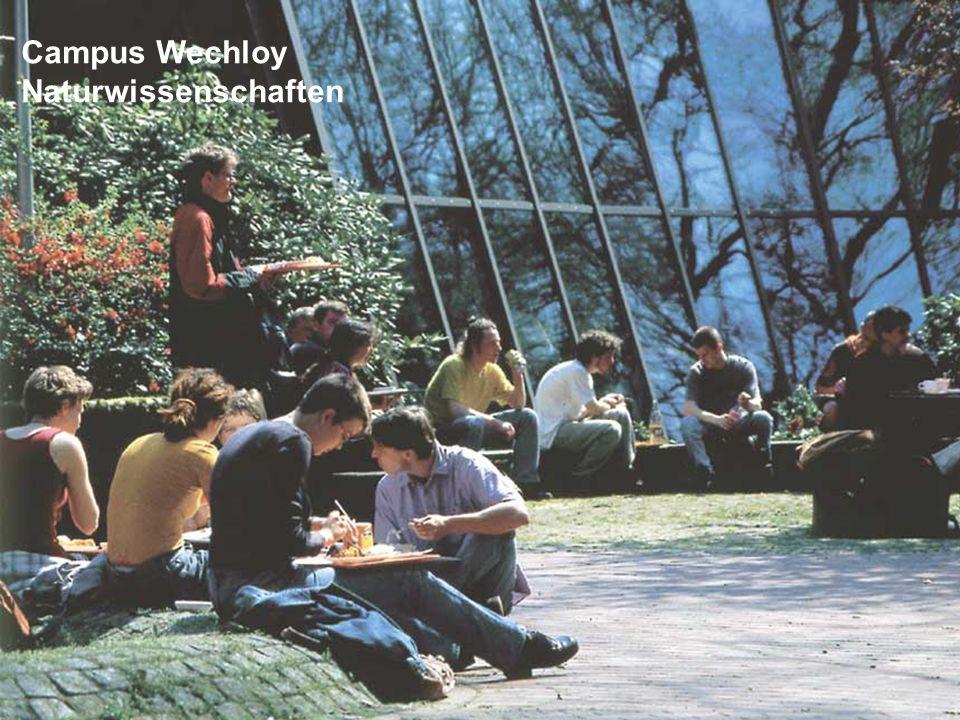 Campus Wechloy Naturwissenschaften