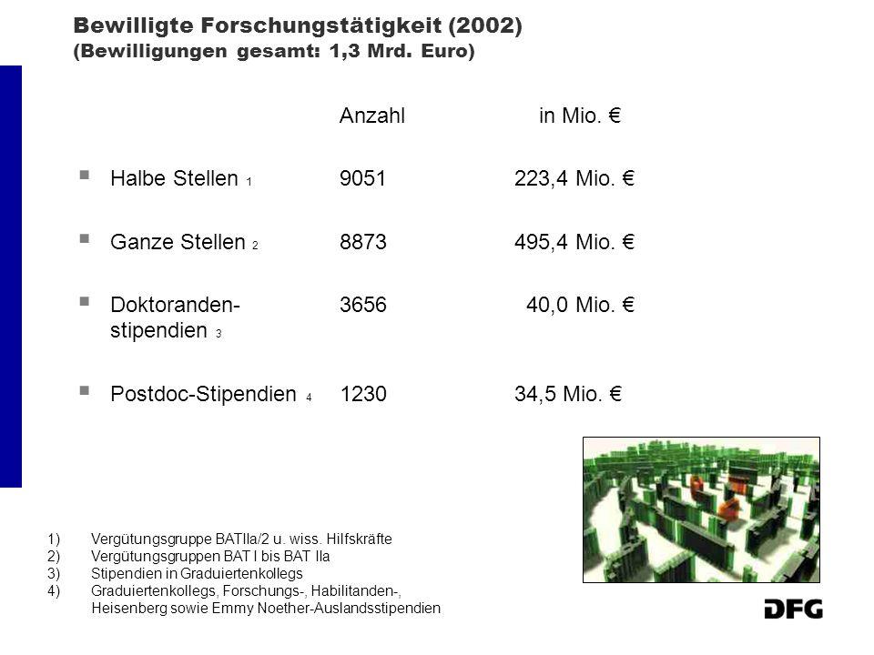 Emmy Noether-Programm – auf der Überholspur zur Professur Wer.