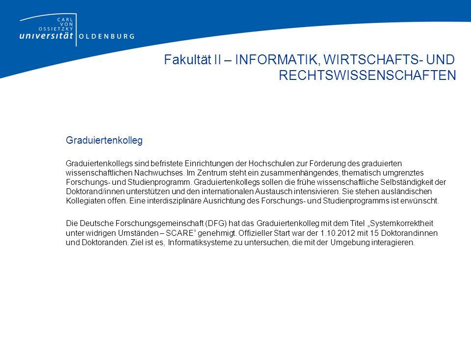 Forschungszentrum Forschungszentren sind herausragende fächerübergreifende wissenschaftliche Einrichtungen der Universität Oldenburg, die in enger Abstimmung mit den Strategieprozessen der Universität errichtet werden.