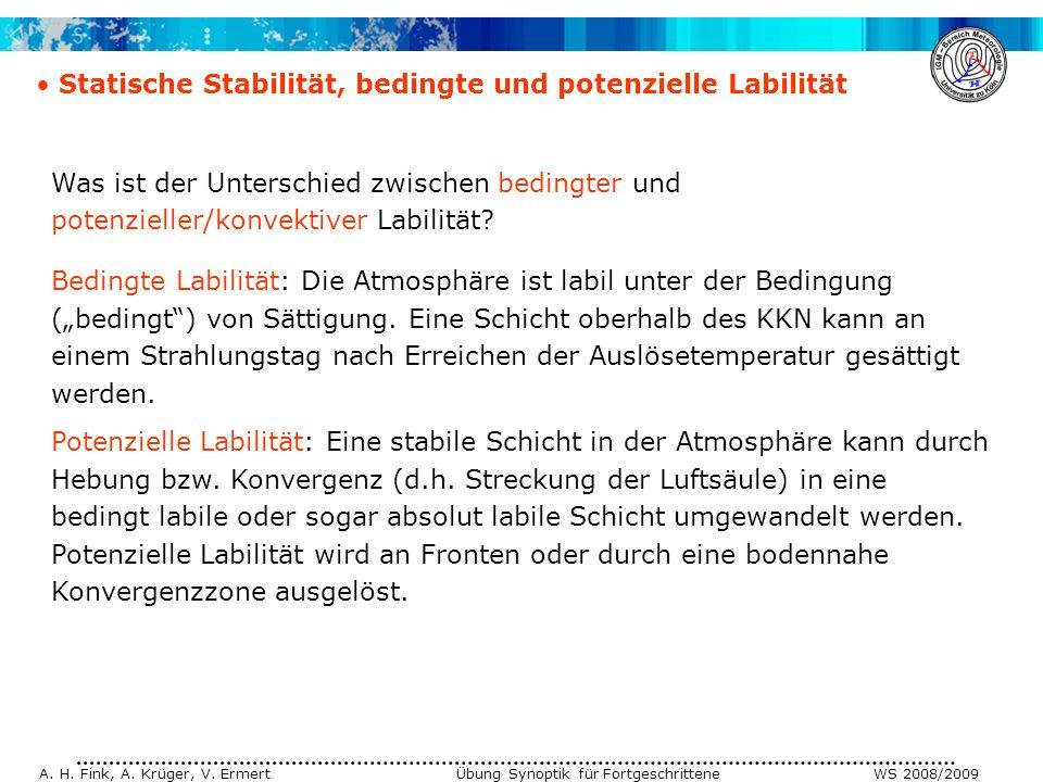 A. H. Fink, A. Krüger, V.