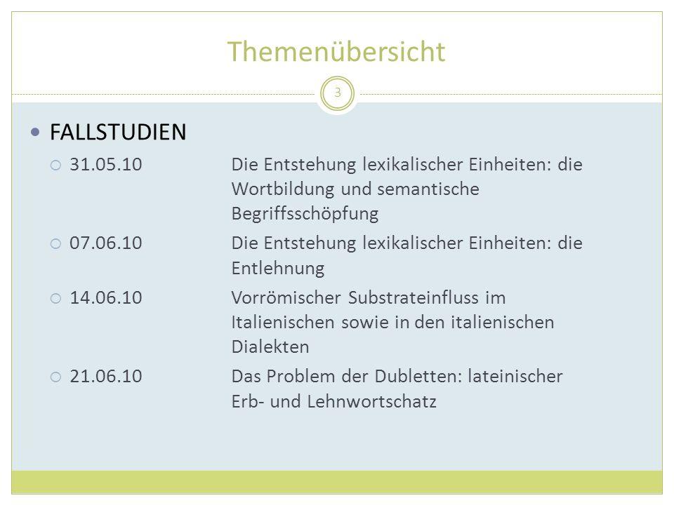 Phonetischer Wandel Die Veränderung von Segmenten Palatalisierung (it.
