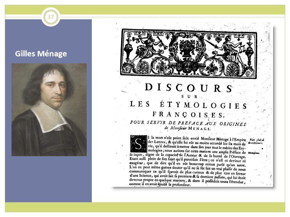 Gilles Ménage 37