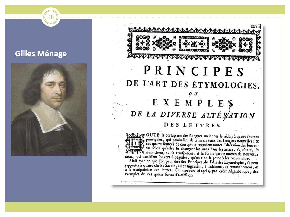 Gilles Ménage 38