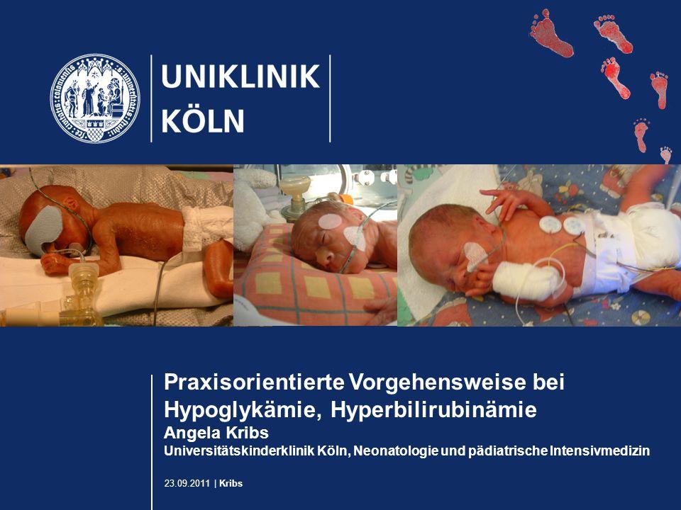 29.09.2011 | Hypoglykämie/ Hyperbilirubinämie | KribsSeite 72 Nomogram for designation of risk for newborns 35 or more weeks gestation based on the hour-specific serum bilirubin.