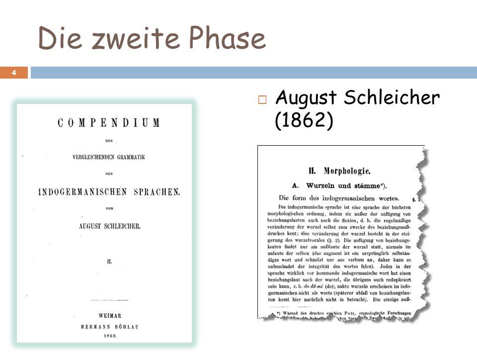 Idealistische Sprachwissenschaft 15 Die Junggrammatiker und ihre Gegner Karl Vossler (1872-1949) wollte die positivistisch geprägte junggrammatische Betrachtungsweise durch eine andere Methode ersetzen.