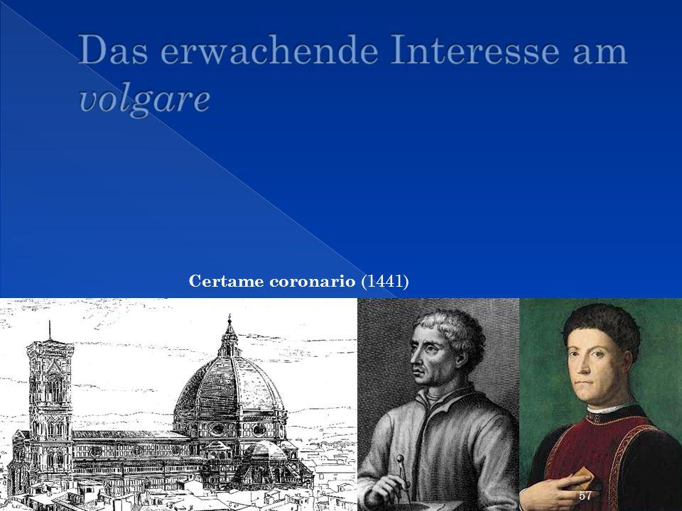 Certame coronario (1441) 57