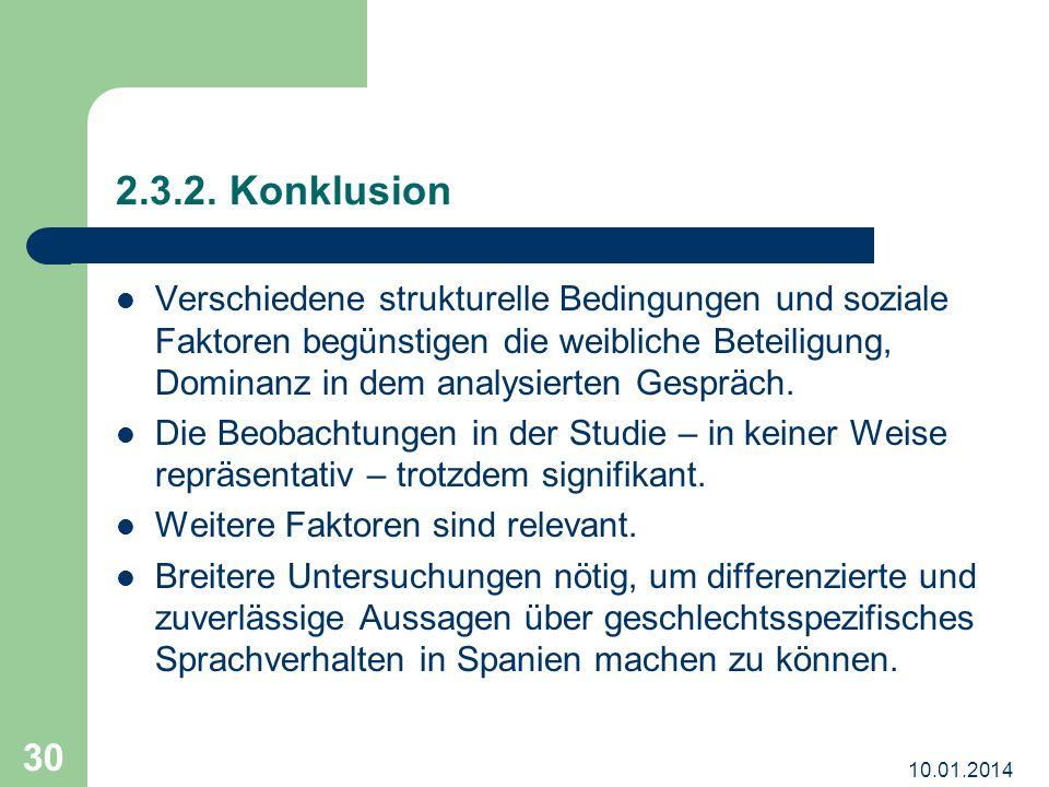 10.01.2014 31 Literatur Bierbach, Christine (1997): Starke Frauen.