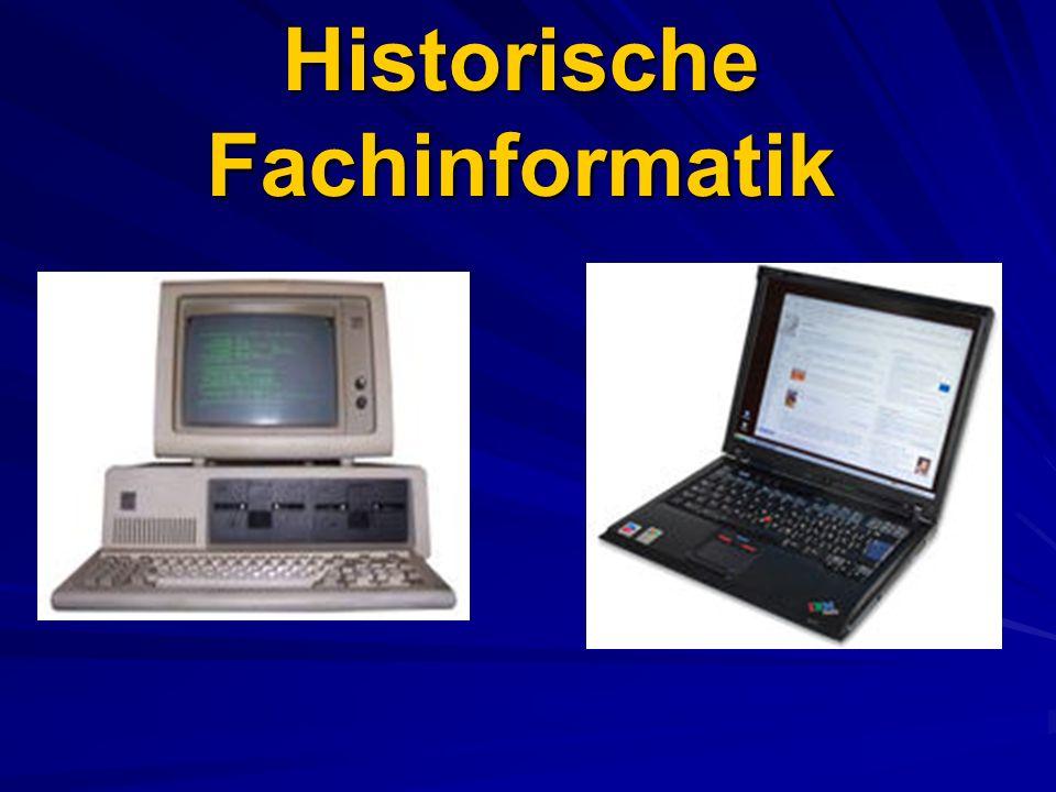 Historische Fachinformatik
