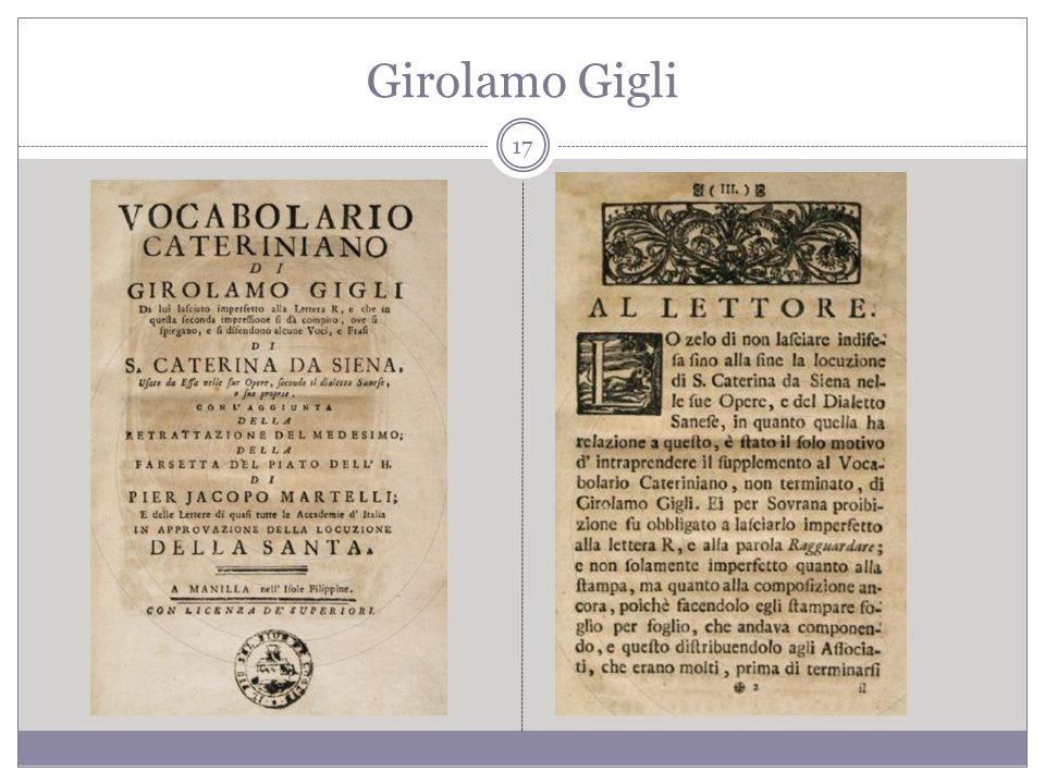 Girolamo Gigli 17