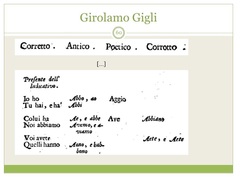 Girolamo Gigli […] 60