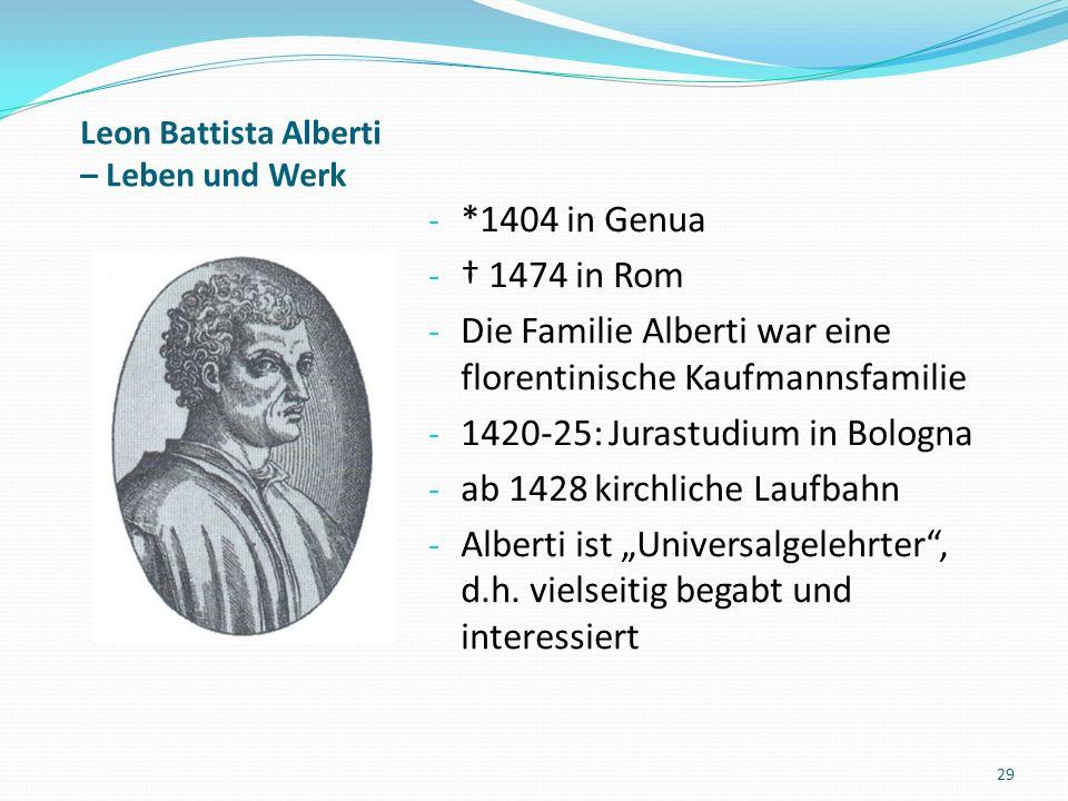 Leonardo Bruni Auch in seinen (in lateinischer Sprache vervassten) Dialogi ad Petrum Paulum Histrum setzt sich Bruni u.a.