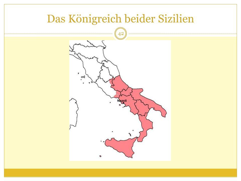 Das Königreich beider Sizilien 42
