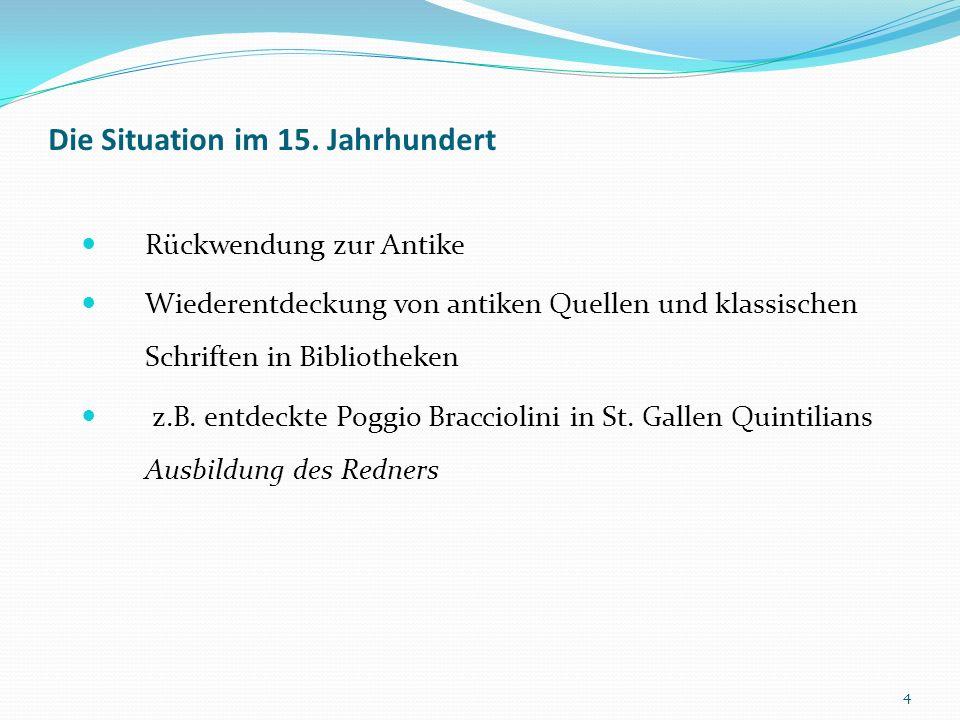 Die Questione della lingua Das 17.