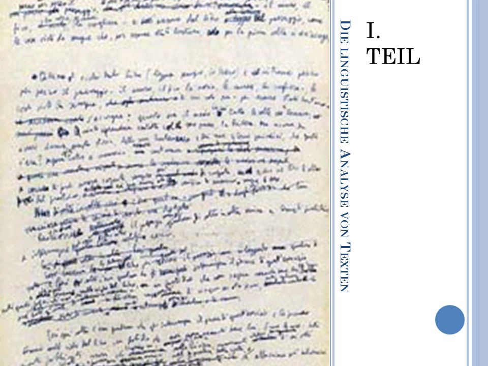 R EFERATSTHEMEN FÜR DIE S ITZUNGEN AM 28.10.09 / 04.11.09 Die theoretischen Grundlagen der Textlinguistik (I) / (II) 7