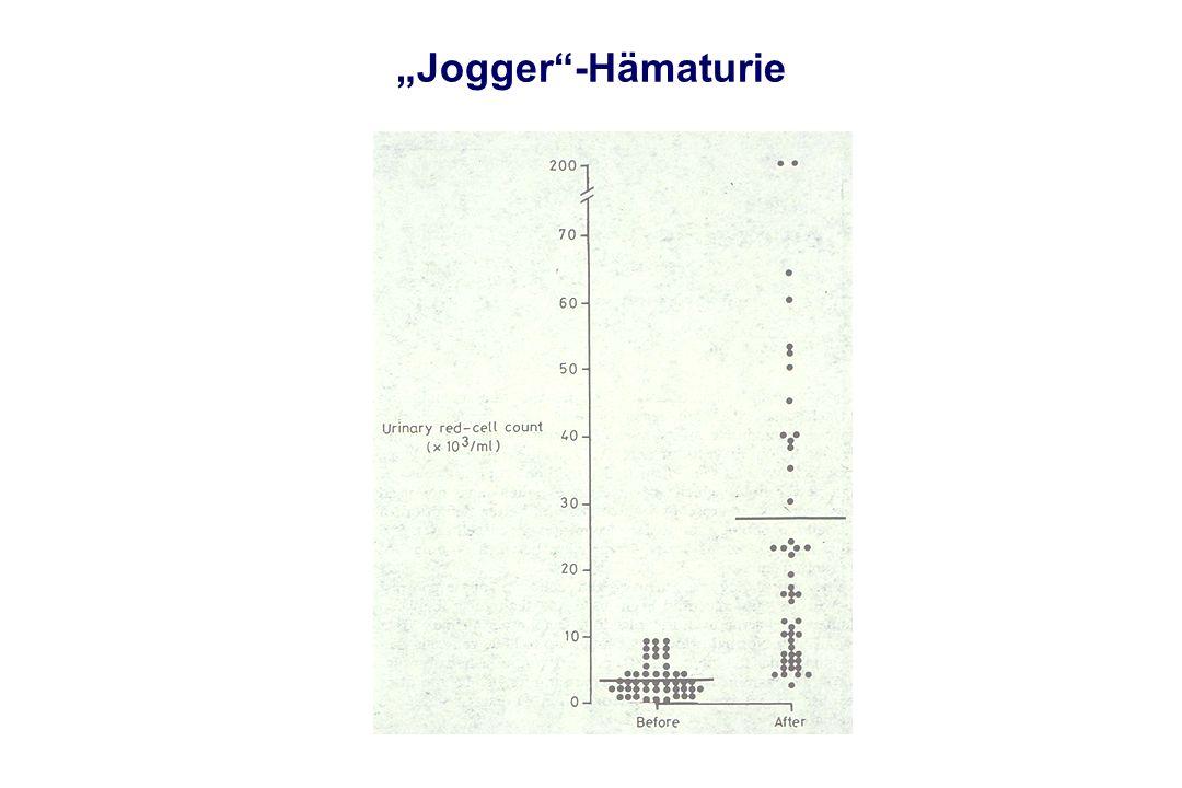 Jogger-Hämaturie