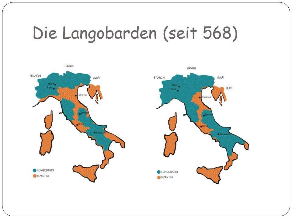17 Die Langobarden (seit 568)
