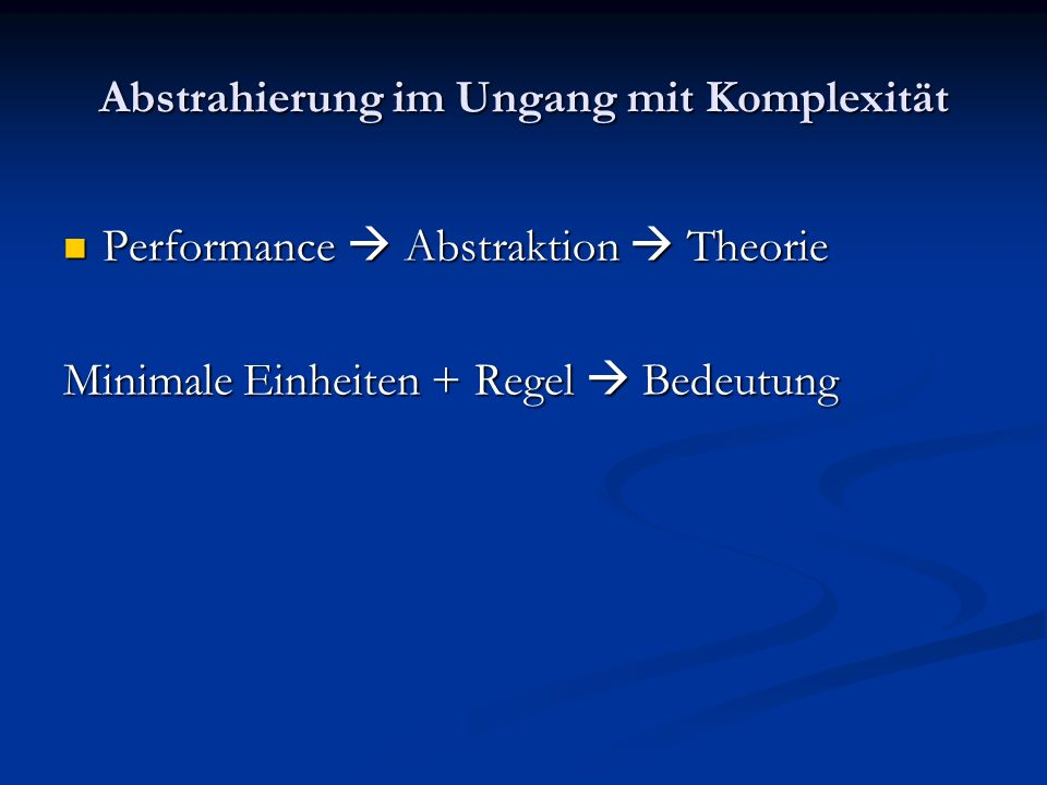 Methodologie Introspektion: A.Wierzbicka, E. Weigand, Z.