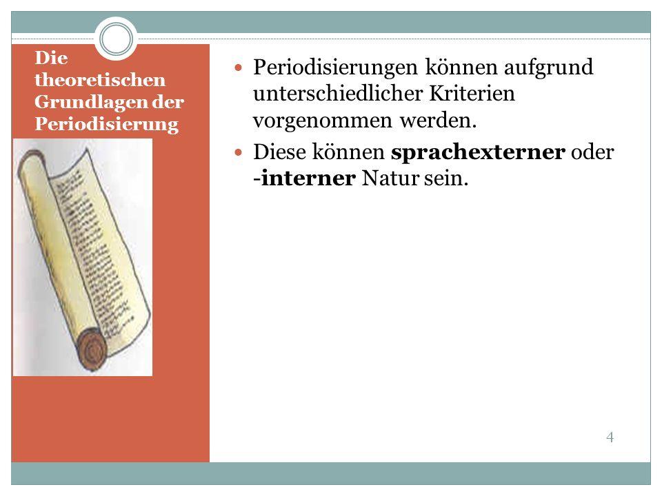 Vom Lateinischen zum Italoromanischen 35 Zu den sprachlichen Besonderheiten der Inschrift gehört u.a.