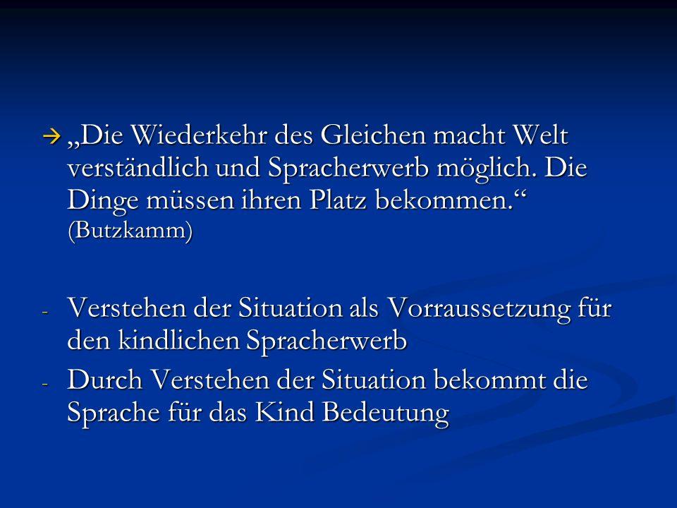 1.) Die Verstehensspirale - ein Grundmodell 1.) Die Verstehensspirale - ein Grundmodell Verstehen = Verstehen = Sinnentnahme + Sinngebung bla Weltwissen Situationswissen Vorgängerinfo.