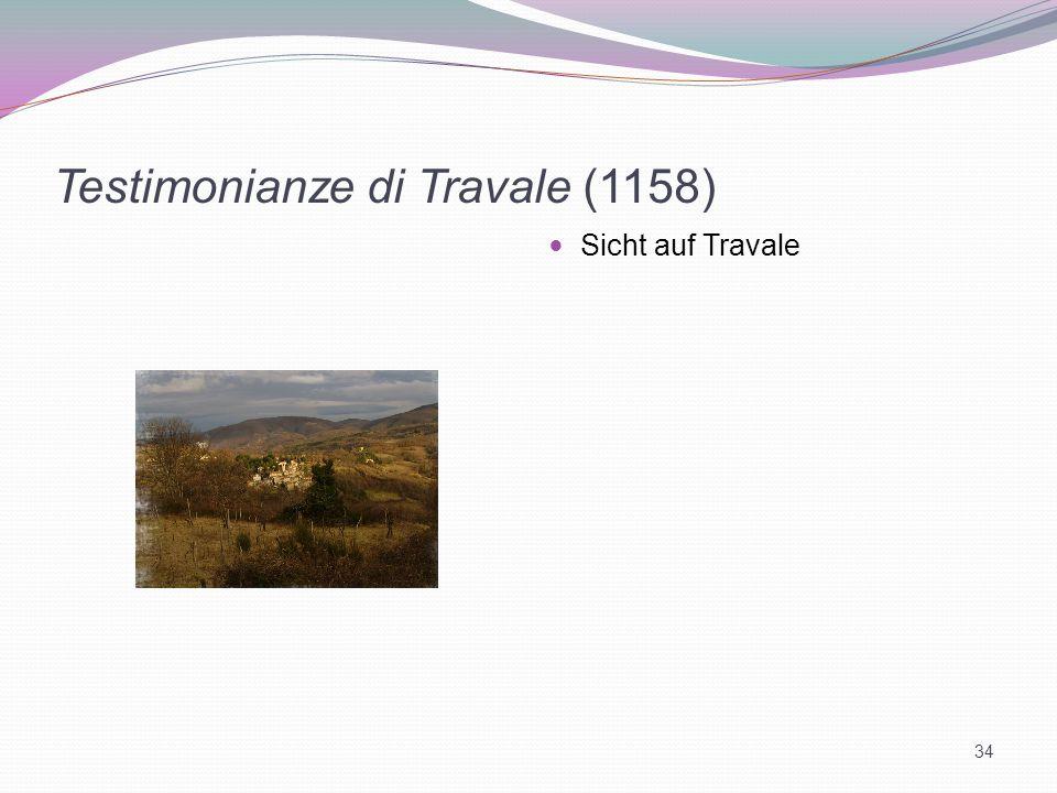 Testimonianze di Travale (1158) Sicht auf Travale 34