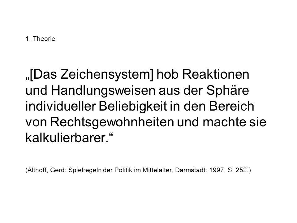 Die Macht der Zeichen und Gesten Von Hermann Kamp