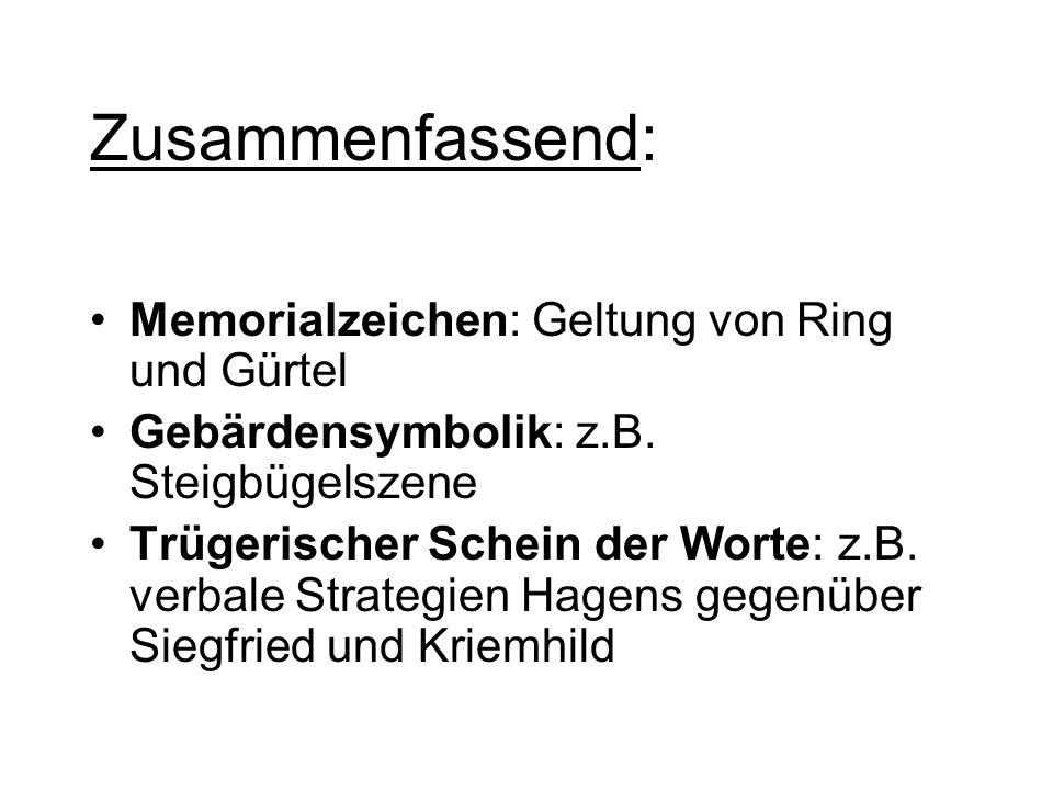 Offener Kampf Hagen tötet Ortlieb Etzel hetzt seine Krieger auf Blutbad Überlebende: Dietrich von Bern, Hildebrand und Etzel