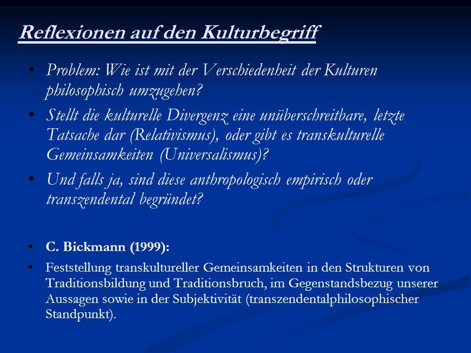 C.Lévi-Strauss: Rasse und Geschichte (1973) 10.