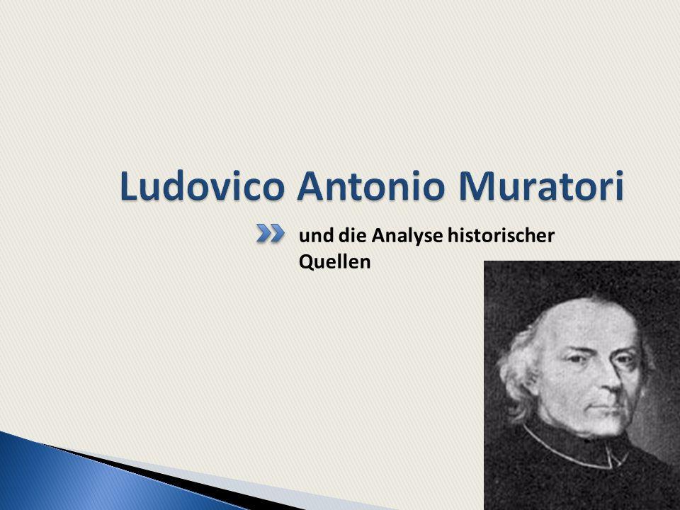 und die Analyse historischer Quellen