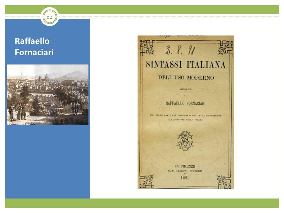 Raffaello Fornaciari 83