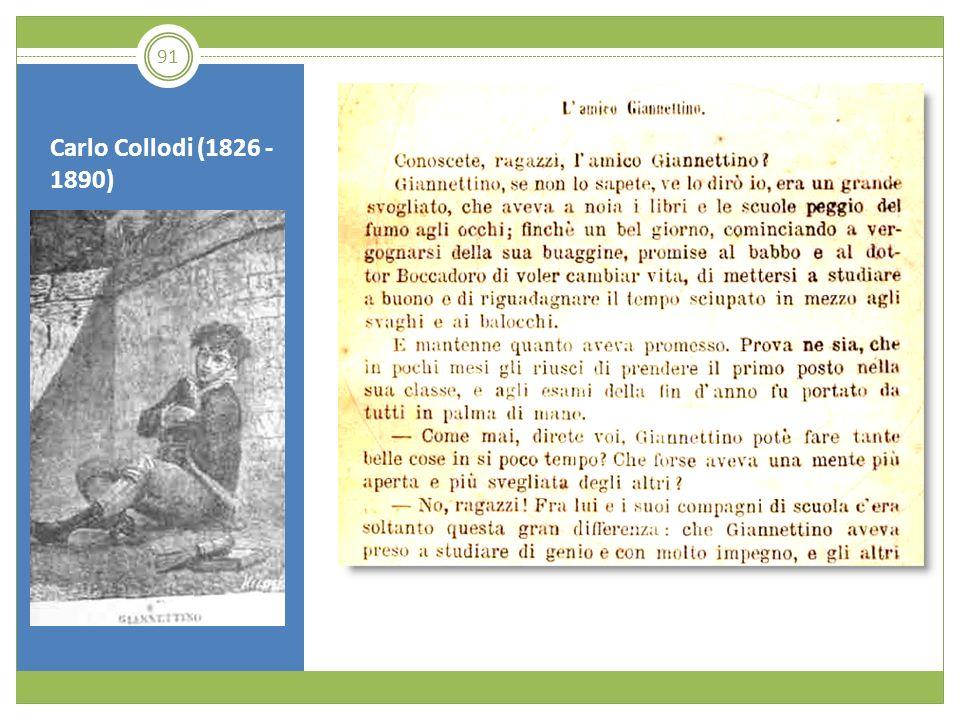 Carlo Collodi (1826 - 1890) 91