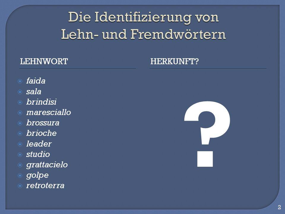 Der Begriff ist in Deutschland ein Ausdruck des 20.