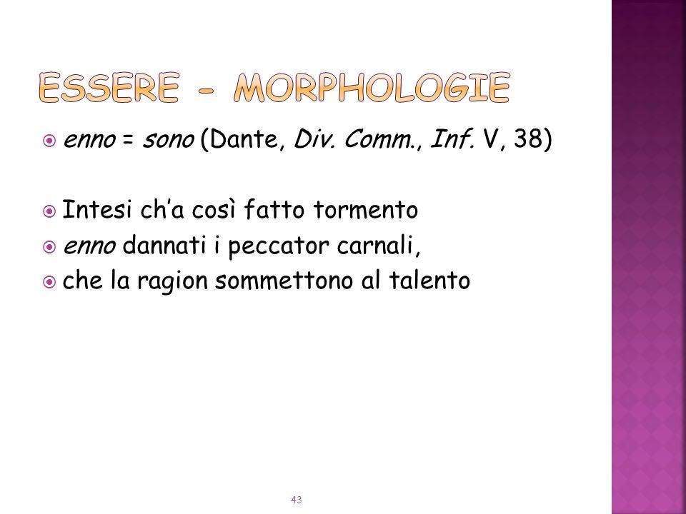 enno = sono (Dante, Div.Comm., Inf.