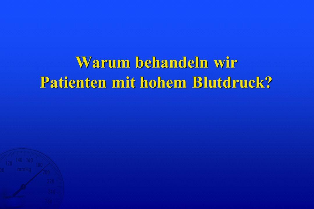 Folgen des Bluthochdrucks Deutsche Hochdruckliga e.V.