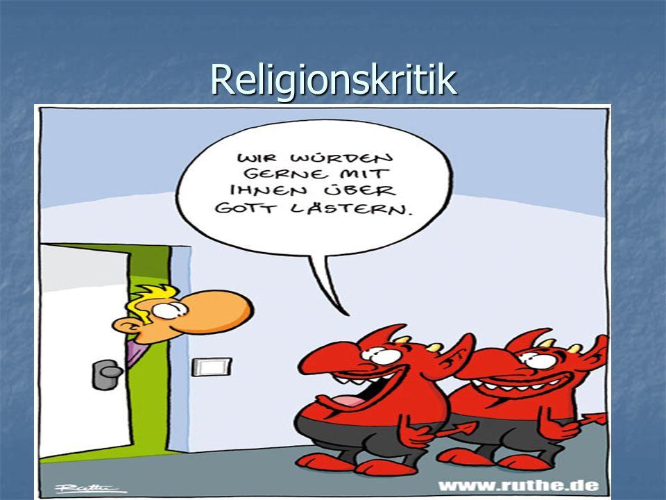 Religionskritik Interne Religionskritik Interne Religionskritik
