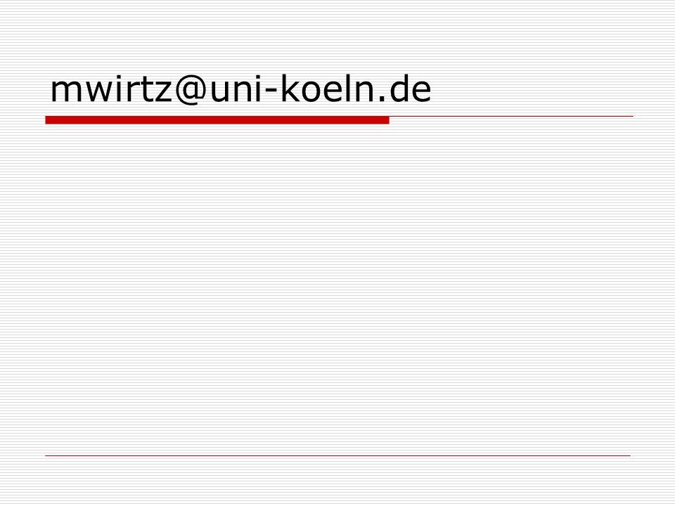 mwirtz@uni-koeln.de