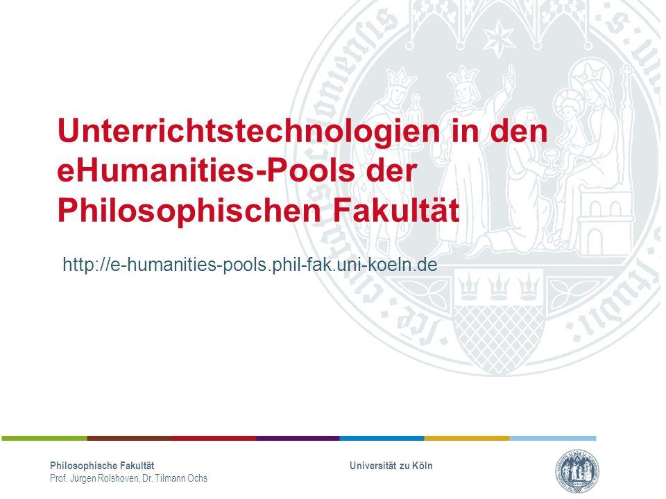 Ablauf 1.Medienhard- und Software (T.Ochs) 2.Textdigitalisierung und Lehrmittelerstellung (J.