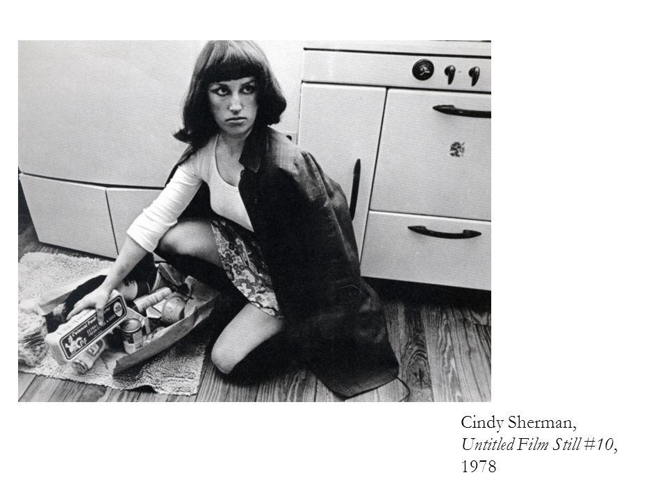 Cindy Sherman, Untitled Film Still #10, 1978