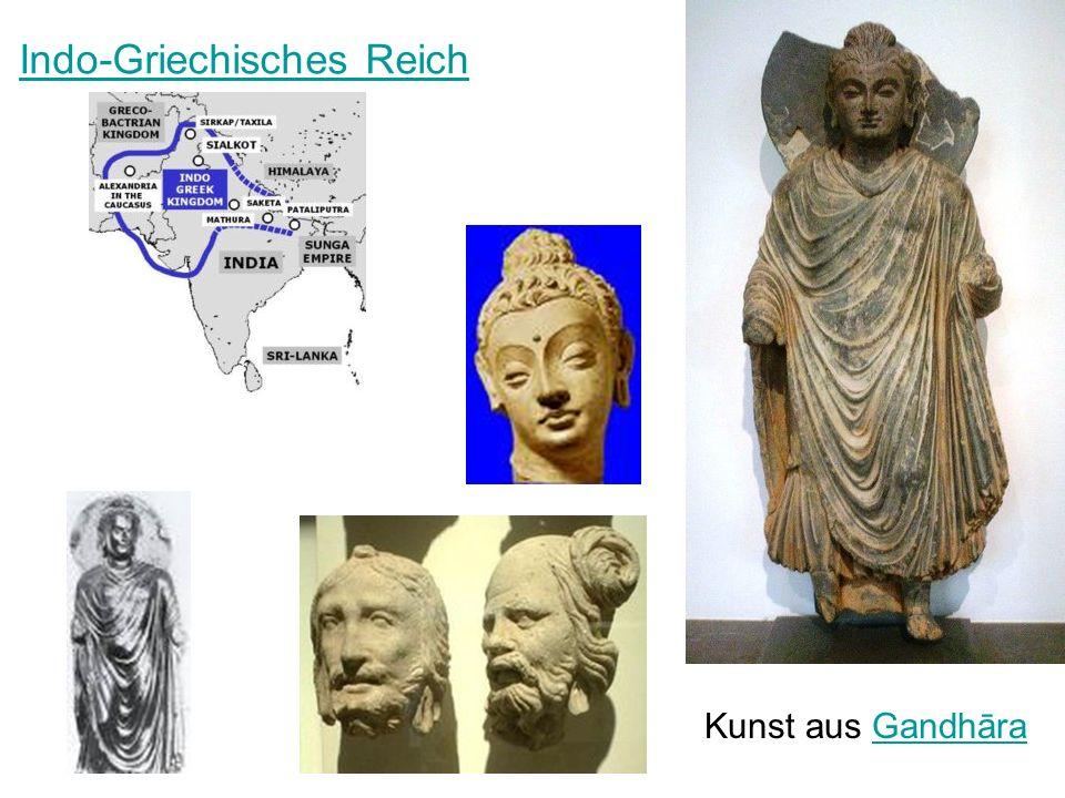 Indo-Griechisches Reich Kunst aus GandhāraGandhāra