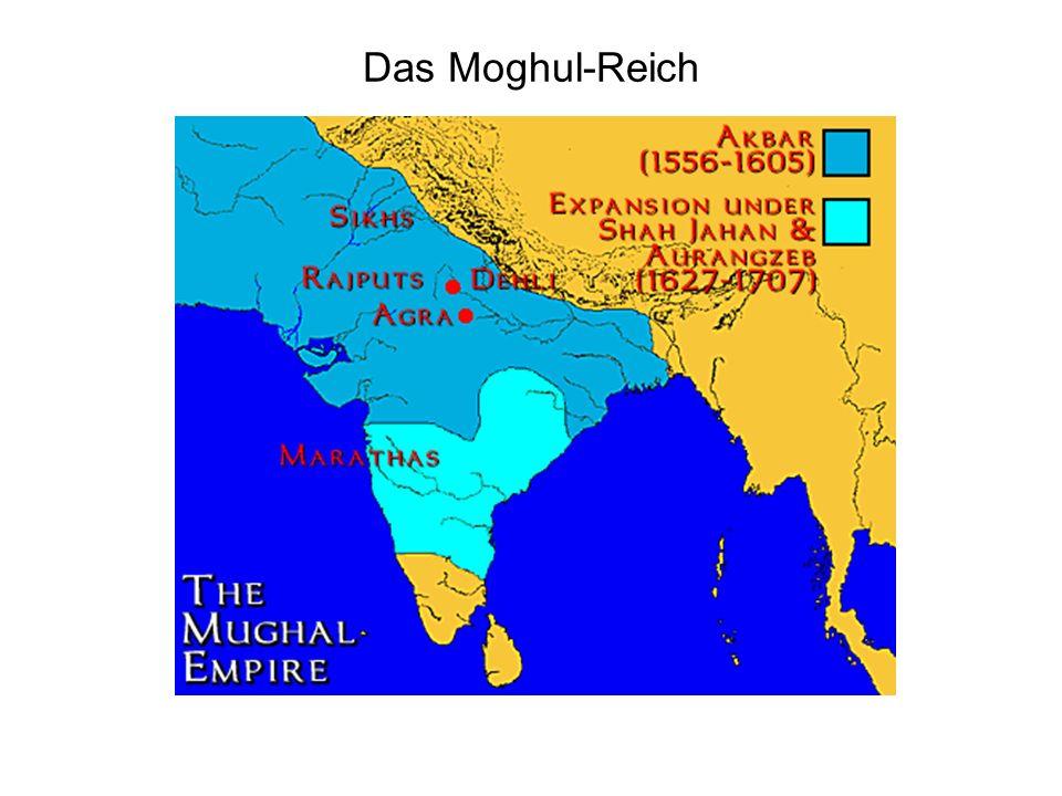 Das Moghul-Reich