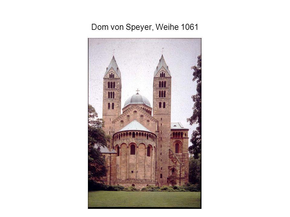 Dom von Speyer, Weihe 1061