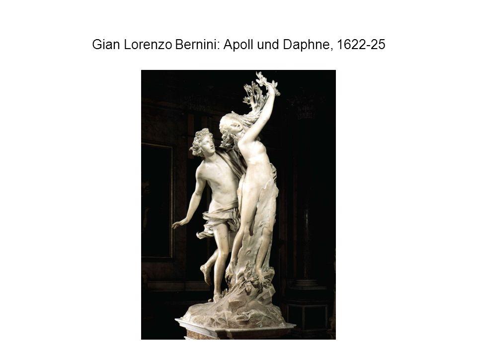 Gian Lorenzo Bernini: Apoll und Daphne, 1622-25