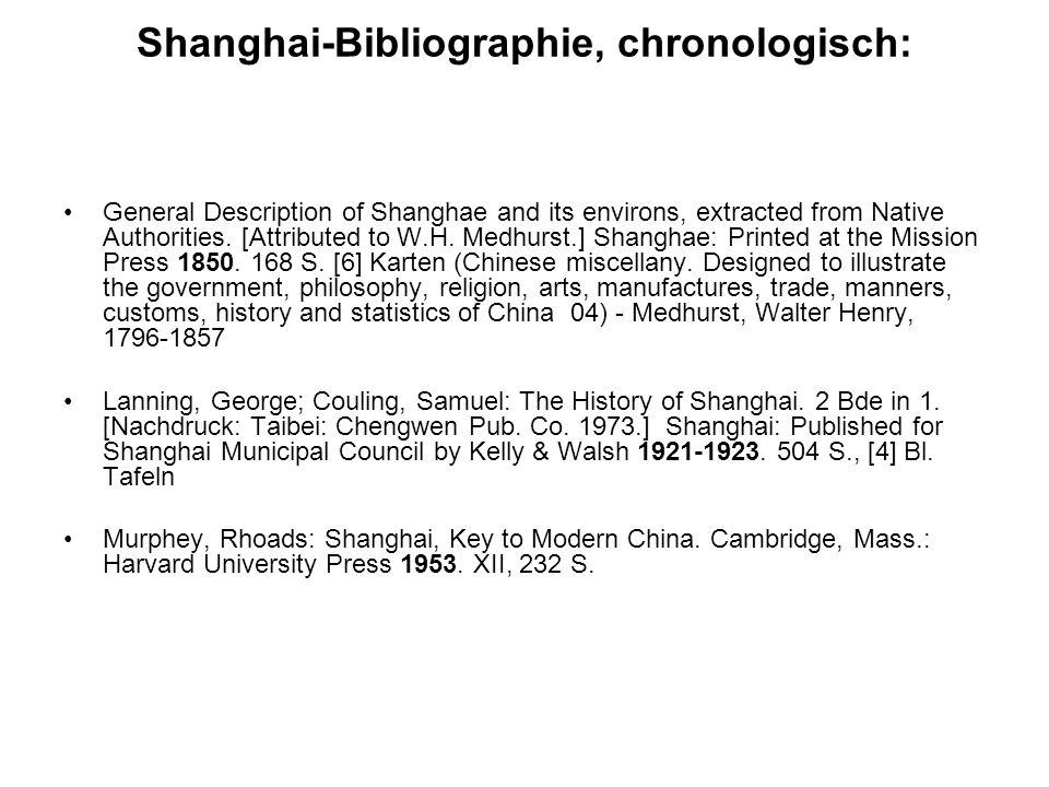 Briessen, Fritz van: Shanghai-Bildzeitung 1884-1898.